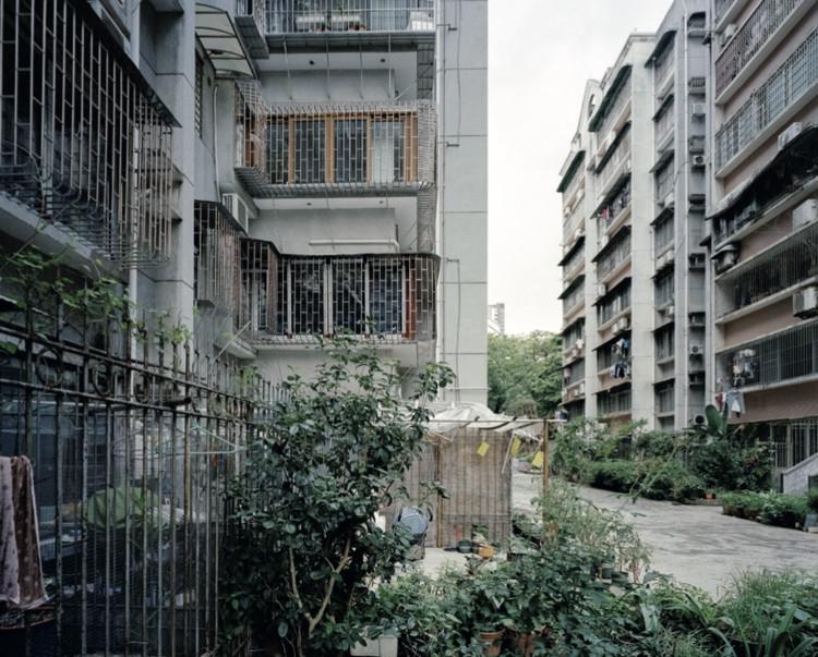Photo of Jin Yuan's hometown in Xixiu Village, Guangzhou, Guangdong Province, China. Image © Sun Haiting