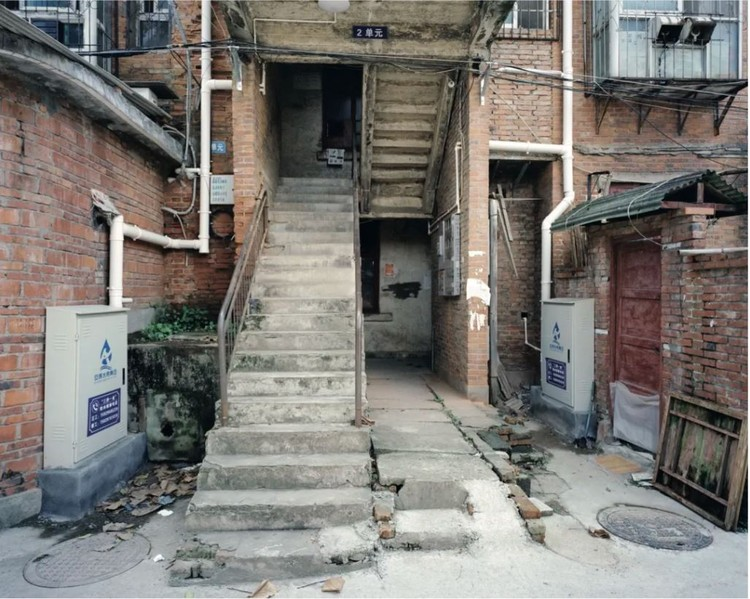 Photo of Xue Zhe's grandma's place in Ankang, Shanxi Province. Image © Sun Haiting