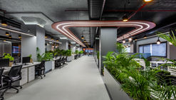 Alembic Real Estate and Paushak Workspace / The Crossboundaries