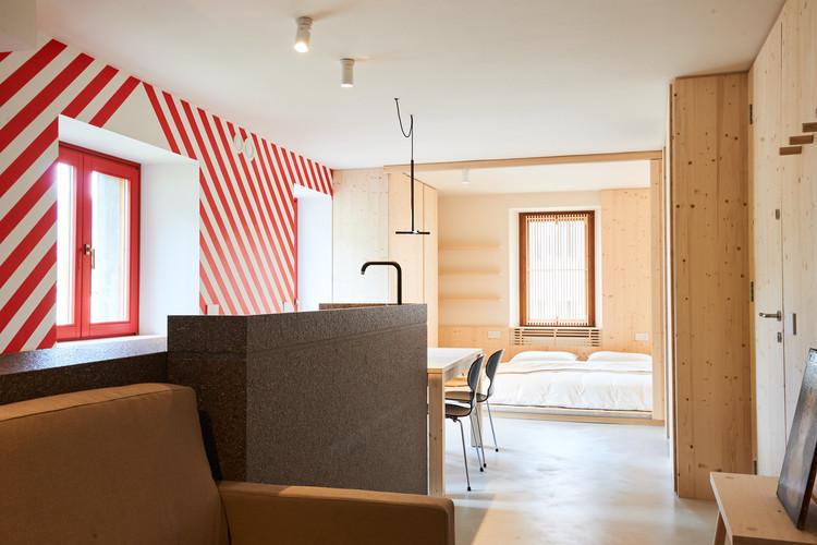 EFFE-S Apartment / Archiplanstudio, © Lorenzo Ventura