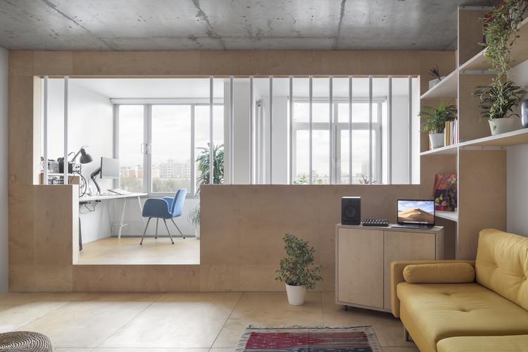 Apartment for an Engineer / CXEMA, © Ivan Erofeev