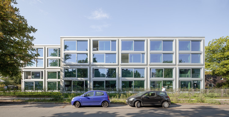 Henry Koerner Hall Student Residence  / Atelier Kempe Thill, © Ulrich Schwarz