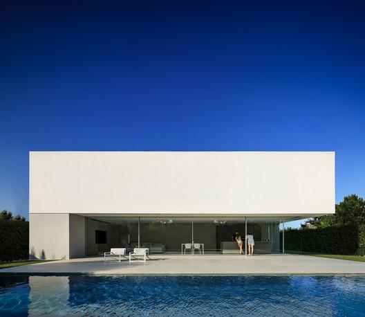 House of the Silence / Fran Silvestre Arquitectos