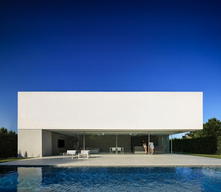 House of the Silence / Fran Silvestre Arquitectos, © Fernando Guerra | FG+SG