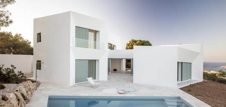 Casa patio / NOMO STUDIO, © Adrià Goula