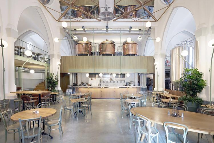 Wispe Brewery Amsterdam / Buro Nord, © Wim Hanenberg