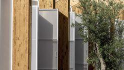 Soluciones ligeras y desmontables: Edificios como reservas de materiales para el futuro