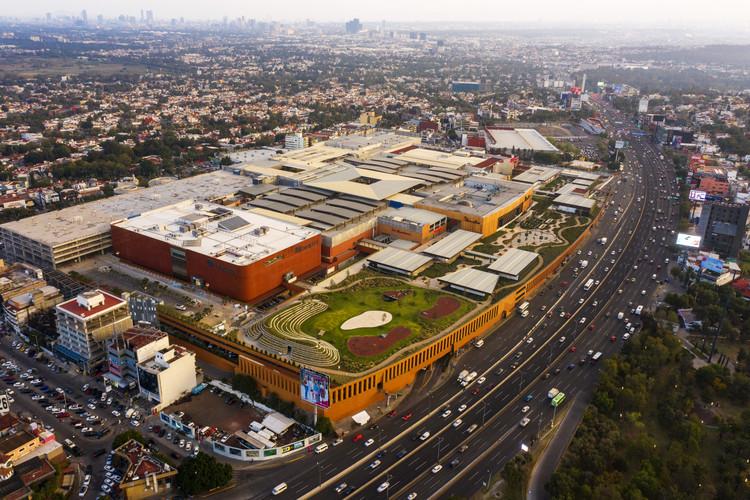 Parque Plaza Satélite projetado por Sordo Madaleno é inaugurado na Cidade do México, © Jaime Navarro