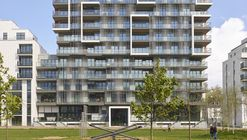 Ciel et Terre Residential Tower / Molestina Architekten
