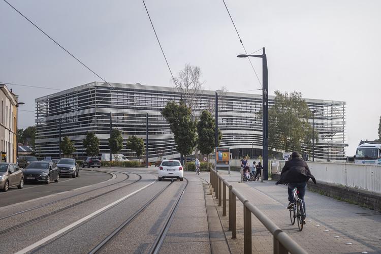 University College Ghent  / SADAR + VUGA + Lens°ass, © Julien Lanoo