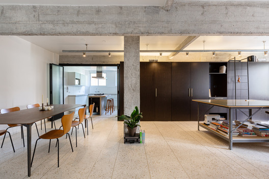 Apartamento AJ / Firma