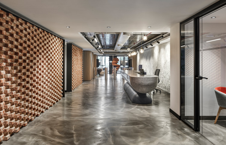 Olka Office / Habif Architects, © Ibrahim Ozbunar