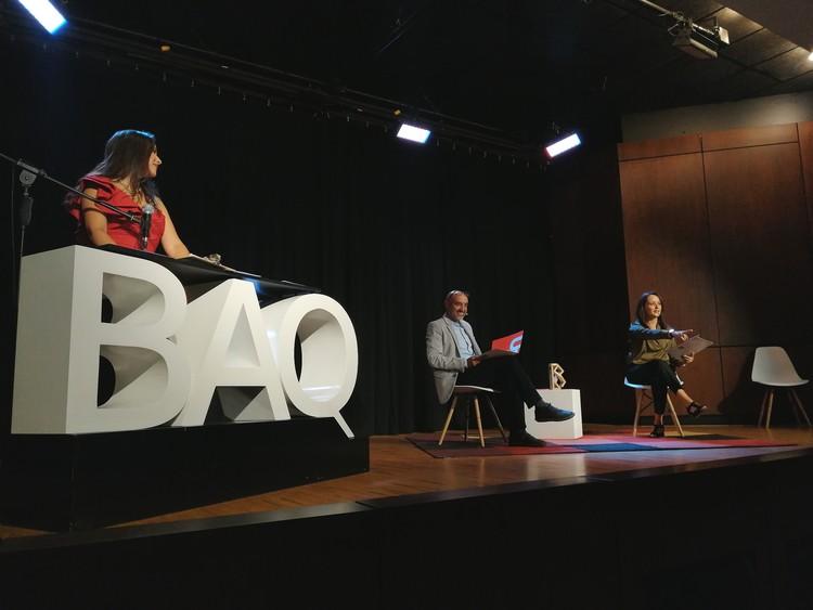 Se inaugura la Bienal Panamericana de Arquitectura de Quito 2020, con presentación de Momoyo Kaijima, Cortesía de BAQ2020
