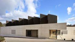 Centro de Arte Maison des Arts / Tectoniques Architects