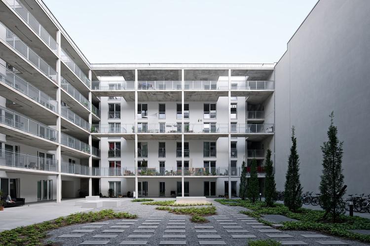 New Housing on Briesestraße / EM2N, © Andrew Alberts