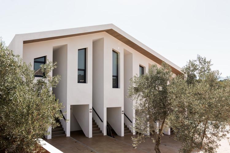 Rural Hotel in an Olive Grove  / GANA Arquitectura, © Francisco Torreblanca Herrero
