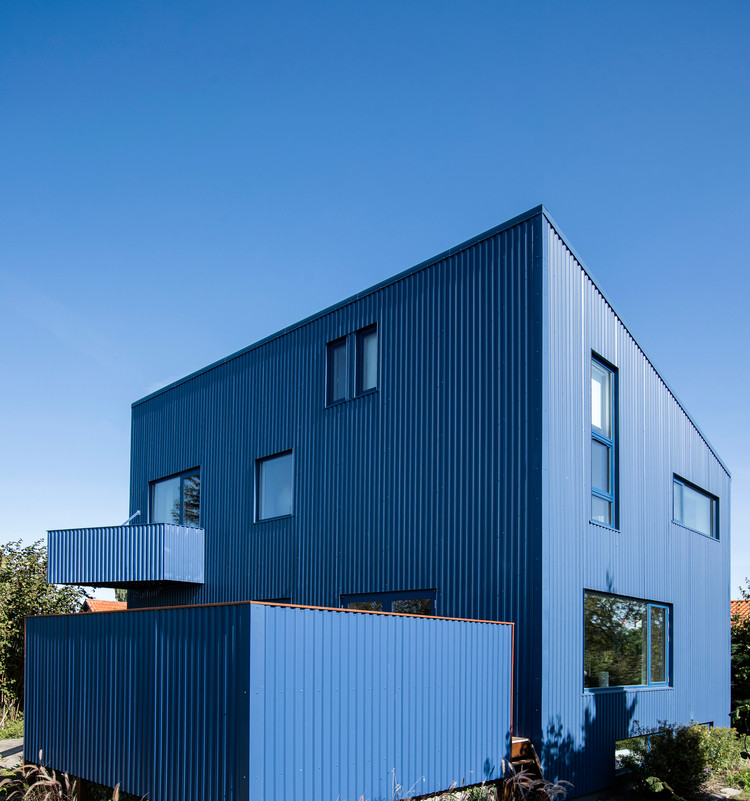 Casa Blå Hus / Sigurd Larsen, © Tia Borgsmidt