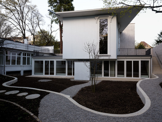 Villa Hammer / Herzog & de Meuron + Sauter von Moos