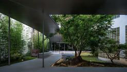 Dongyuan Neighborhood Committee Renovation / Atelier VISION