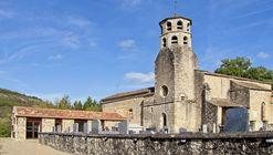 Construcción Casa de la Cultura de Vindrac-Alayrac / LETELIER ARCHITECTES
