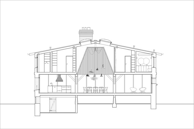 LANDHAUS / Thomas Kröger Architekt. Image
