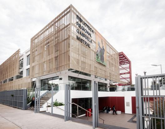 Biblioteca Regional de La Serena / Valle Cornejo Arquitectos