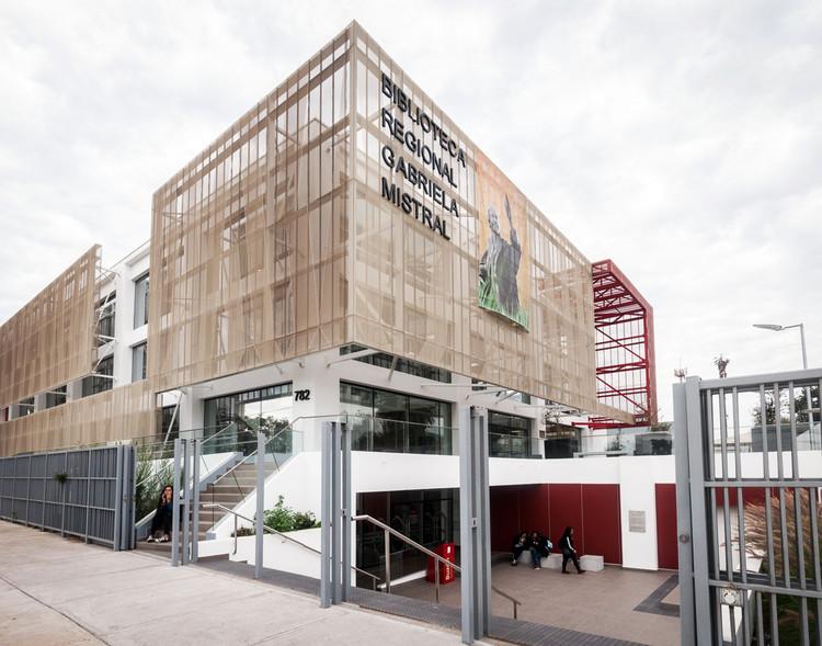 Biblioteca Regional de La Serena / Valle Cornejo Arquitectos, Cortesía de Valle Cornejo Arquitectos
