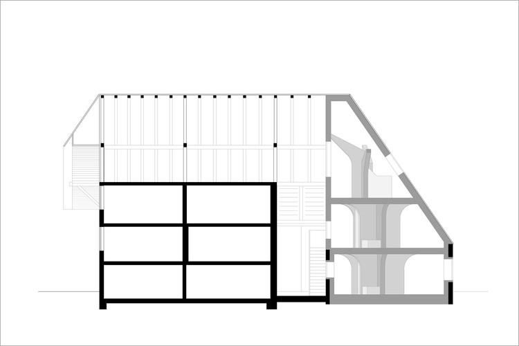 Conversión de un granero / Freiluft Architektur. Image