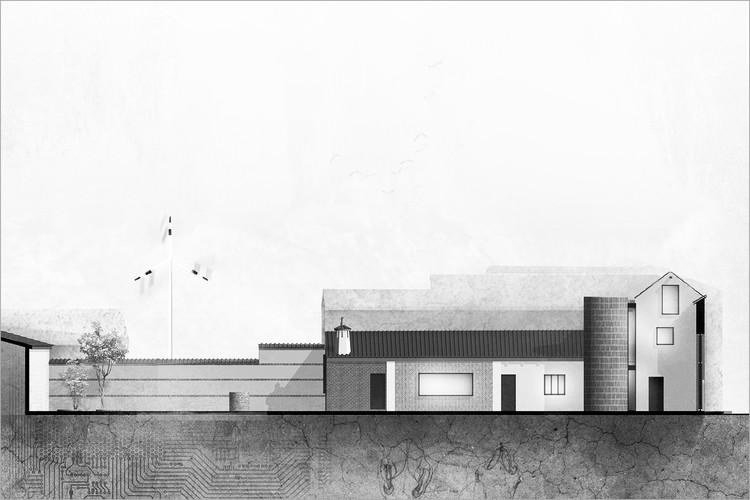 Reforma de Antiguo Pajar en Toledo / OOIIO Arquitectura. Image