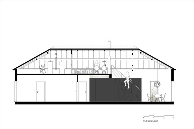 Casa Granero / Inês Brandão Arquitectura. Image