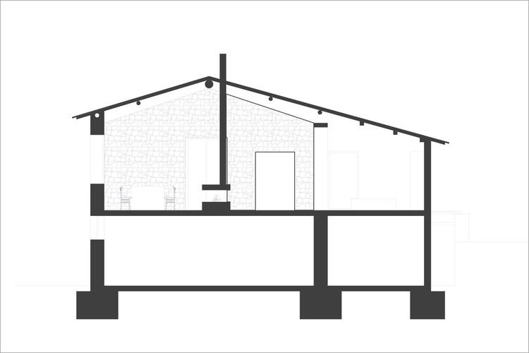 Casa Ca' Giovanni / EV+A Lab Atelier d'architetturav. Image