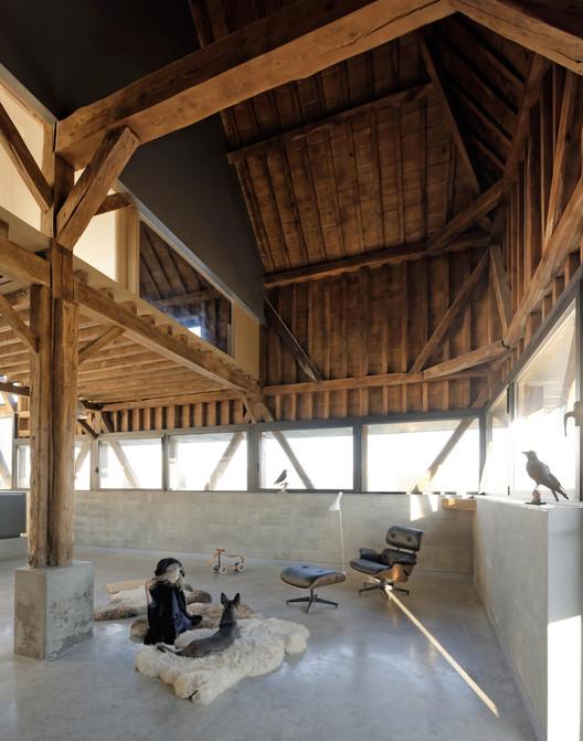 El granero / ZIEGLER Antonin architecte. Image © Antonin Ziegler