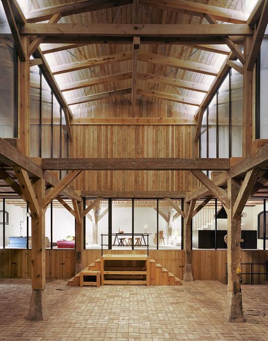 LANDHAUS / Thomas Kröger Architekt. Image © Thomas Heimann
