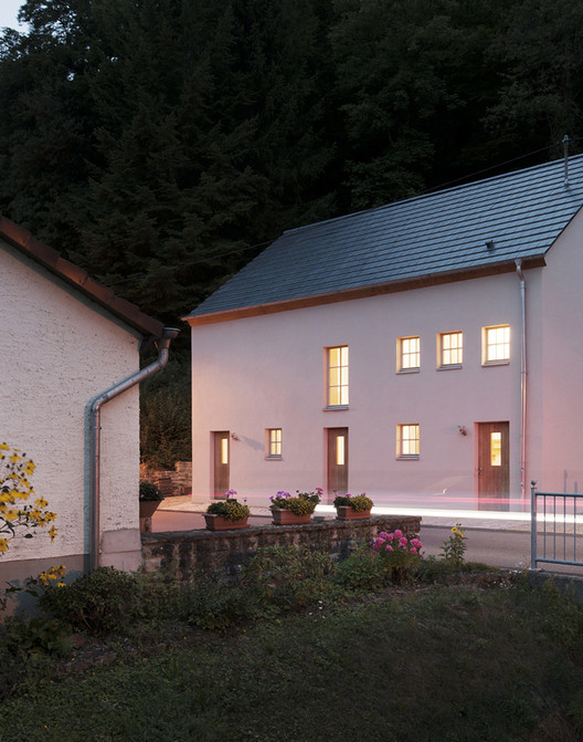 Scheune Minden / Architekten Stein Hemmes Wirtz. Image © Linda Blatzek Photography