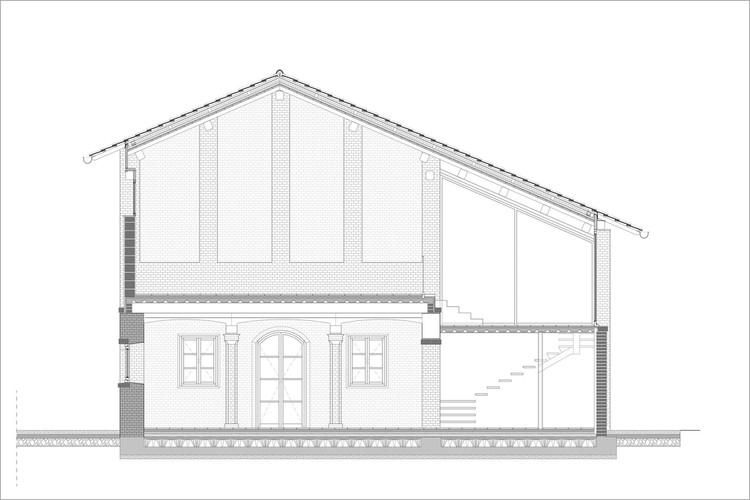 Renovación de granja antigua / studiomas architetti. Image