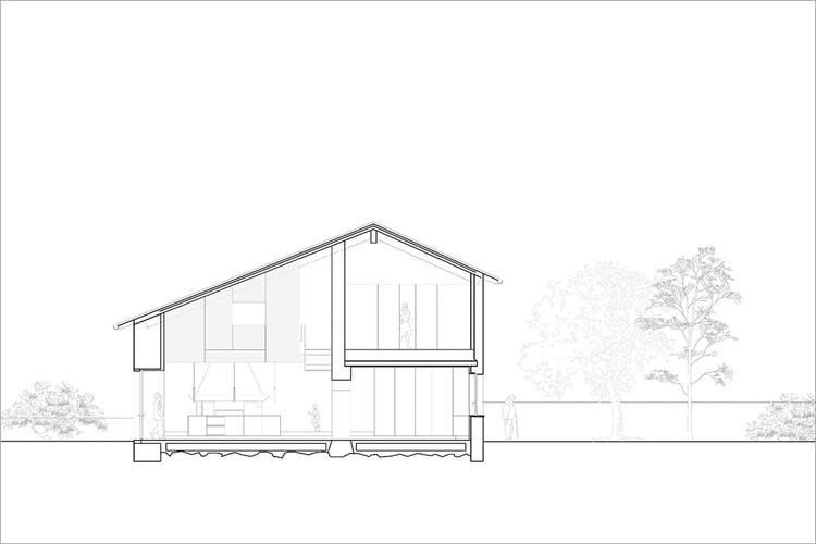 Casa en Montevecchia / a25architetti. Image