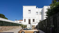 Hospedaria Burgos 21 / Guillaume Jean Architect & Designer