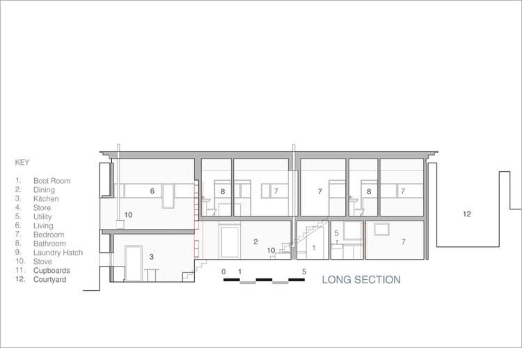 El Molino / WT Architecture. Image