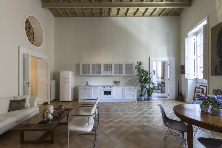 Renovation in the Historical City Centre of Rome / Davide Marchetti Architetto, © Matteo Rossi