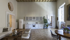 Renovation in the Historical City Centre of Rome / Davide Marchetti Architetto