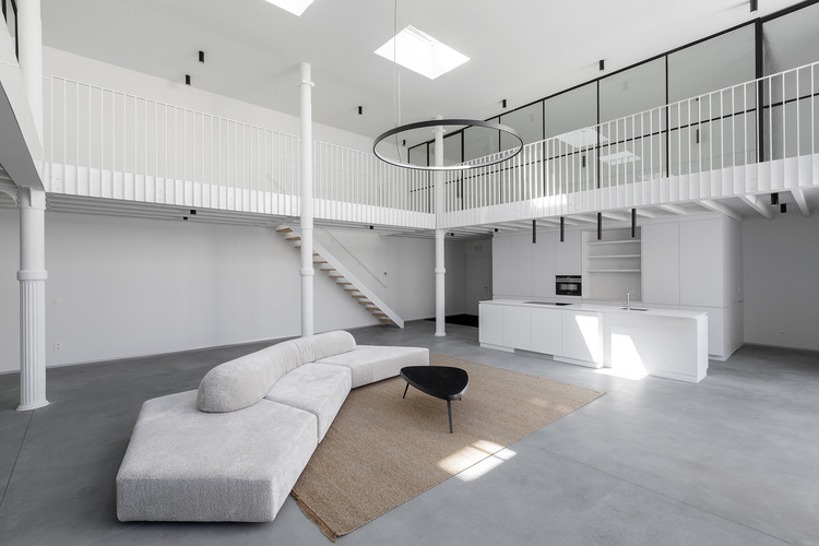 Residencia KRIB / STAM architecten, © Yannick Milpas