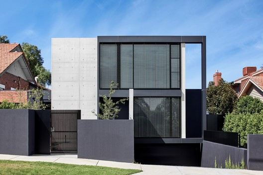 Moonee Ponds Residence / Architecton