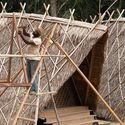Warka Village, Cameroon. © WarkaWater, via CicloVivo