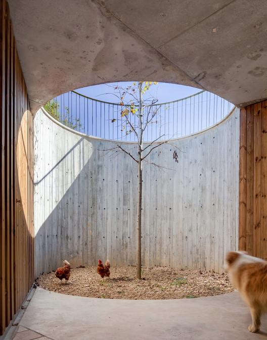 Granjardí / Arnau Estudi d'Arquitectura. Image © Marc Torra Ferrer