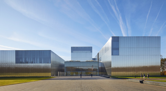 National Museum of the United States Army / Skidmore, Owings & Merrill