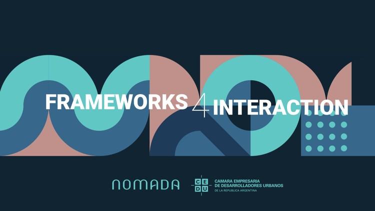 "Webinars ""Frameworks For Interaction"", Frameworks for Interaction. Image"