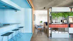 Escritório no Edifício Itália / RAWI Arquitetura + Design