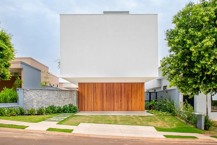 Casa LB / Estúdio Gola, © Renato Nishimura