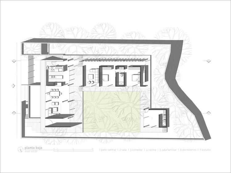 Casa Tacuri / Gabriel Rivera Arquitectos. Image