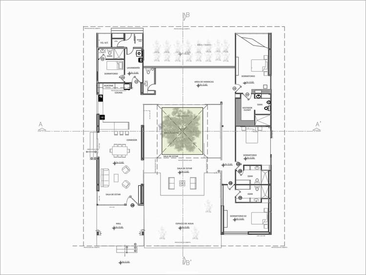La casa del silencio / Natura Futura Arquitectura. Image